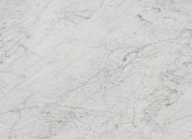 Bianco Carrera Custom Marble Counter Arizona