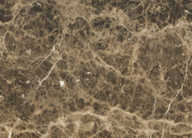 Emperador Dark Custom Marble Counter Arizona