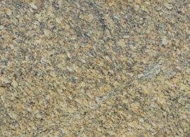 Giallo Napoleone Custom Granite Counter Arizona