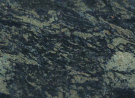 Barracuda Blue Custom Granite Counter Arizona