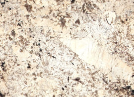 Delicatus White Custom Granite Counter Arizona